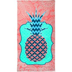 JGR Copa Pineapple Beach Towel