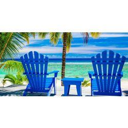 JGR Copa Blue Relax Beach Towel