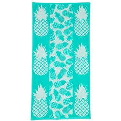Tropix Pineapple Beach Towel