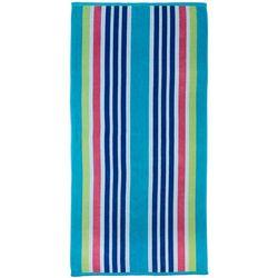 Tropix Broadstroke Stripe Beach Towel