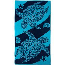 Tropix Sea Turtle Beach Towel