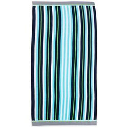 Coastal Home Atlantic Stripe Beach Towel