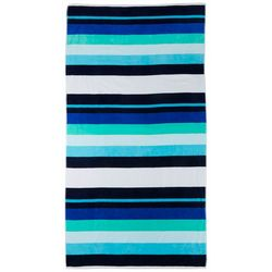 Coastal Home Miami Stripe Beach Towel