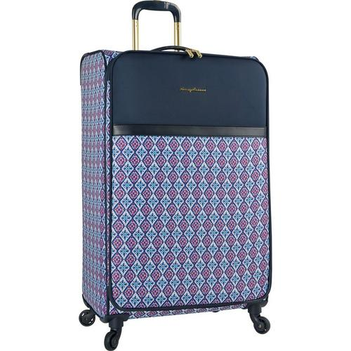 Tommy Bahama 28'' Honolulu Diamond Tile Spinner Luggage