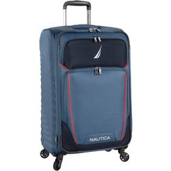 Nautica 24'' Dockyard Expandable Spinner Luggage
