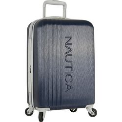 Nautica 20'' Lifeboat Expandable Hardside Spinner Luggage