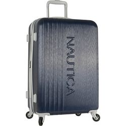 Nautica 24'' Lifeboat Expandable Hardside Spinner Luggage
