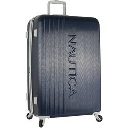 Nautica 28'' Lifeboat Expandable Hardside Spinner Luggage