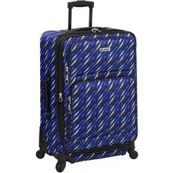 Leisure Luggage 25'' Lafayette Blue Paint Brush Luggage