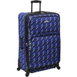 Leisure Luggage 29'' Lafayette Blue Paint Brush Luggage