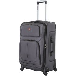 Swiss Gear 6283 25'' Expandable Spinner Luggage