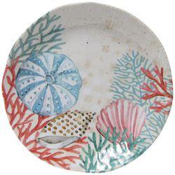 Coastal Home Coquina Tan Salad Plate