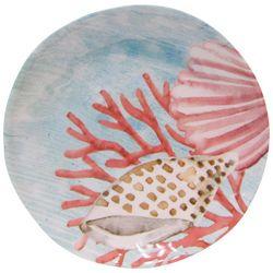 Coastal Home Coquina Blue Appetizer Plate