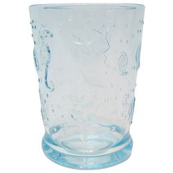 Coastal Home 14 oz. Coquina Etched Double Old