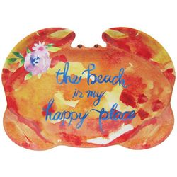 Tropix Coastal Tidings Crab Platter