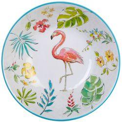 Tropix Orchid Island Flamingo Bowl