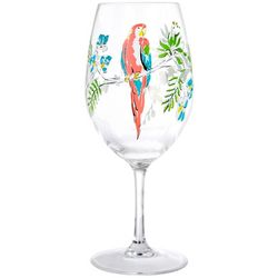 Tropix 20 oz. Orchid Island Wine Glass