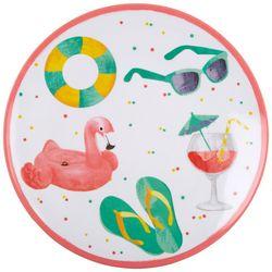 Tropix Summer Essentials Dinner Plate
