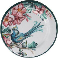 Coastal Home Island Tropics Dinner Plate