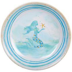Tropix Mermaid Wishes Serving Bowl