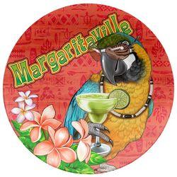 Margaritaville Parrot Serving Platter