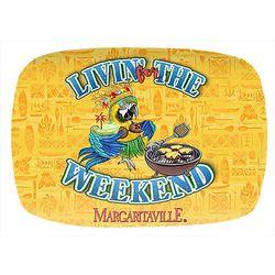 Margaritaville Livin' For The Weekend Serving Platter