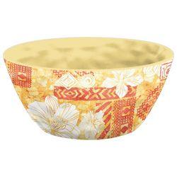 Margaritaville Tie Dye Hibiscus Cereal Bowl