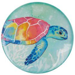 Tropix Mermaid Best Friend Turtle Appetizer Plate