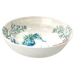 Coastal Home Coral Reef Cereal Bowl
