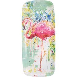 Tropix Splash Flamingo Oblong Tray