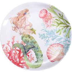 Tropix Make Waves Salad Plate
