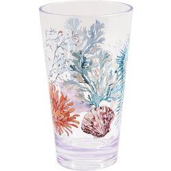 Coastal Home 19 oz. Fall Sealife Highball Glass
