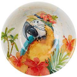 Tropix Florida Travel Parrot Serve Bowl