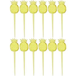 Tropix 12-pc. Pineapple Shaped Pick Set