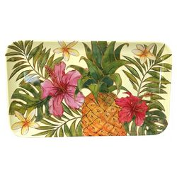 Coastal Home Bamboo Breeze Tidbit Tray