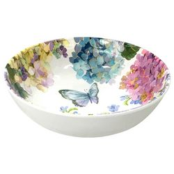 Coastal Home Butterfly Cereal Bowl