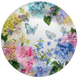 Coastal Home Butterfly Large Platter