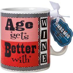 Certified International 30 oz. Better With Wine Mug
