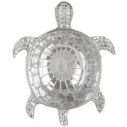 India Handicrafts Sea Turtle Serving Bowl