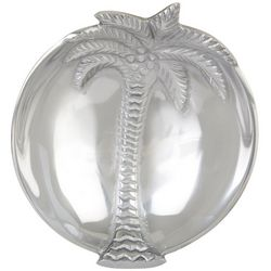 India Handicrafts Palm Tree Bowl