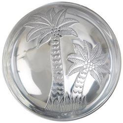 India Handicrafts Large Palm Tree Bowl