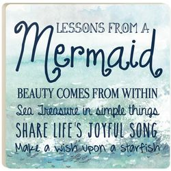 P. Graham Dunn Lessons From A Mermaid Coaster