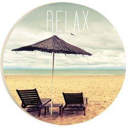P. Graham Dunn Relax Car Coaster