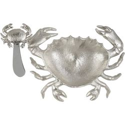 Towle 2-pc. Crab Dish and Spreader Set