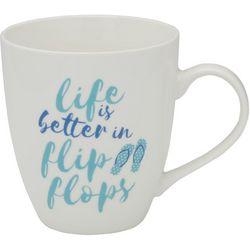 Pfaltzgraff Life In Flip Flops Mug