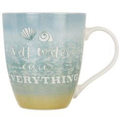 Pfaltzgraff Salt Water Cures Everything Mug