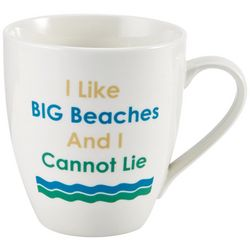 Pfaltzgraff I Like Big Beaches Mug
