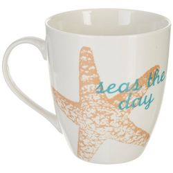 Pfaltzgraff Seas The Day Starfish Mug