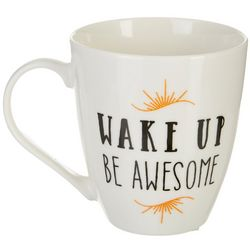 Pfaltzgraff Wake Up Be Awesome Mug