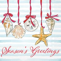Boston International 20-pk. Season's Greetings Napkins